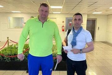سرمربی روسی تیم ملی وارد ایران شد
