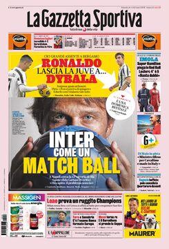 روزنامه گاتزتا| اینتر، مثل یک توپ بازی