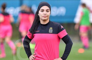 حمایت باشگاه شارلروا از فوتبالیست زن ایرانی/ حضور یاسمن فرمانی در ترکیب بلامانع است؟