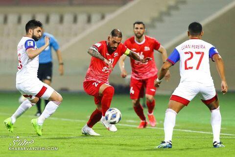 تراکتور - الشارجه