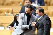 مناظرهای که علی کریمی تحریمش کرد/ عکسهای یادگاری رئیس در پایان دولت دوازهم