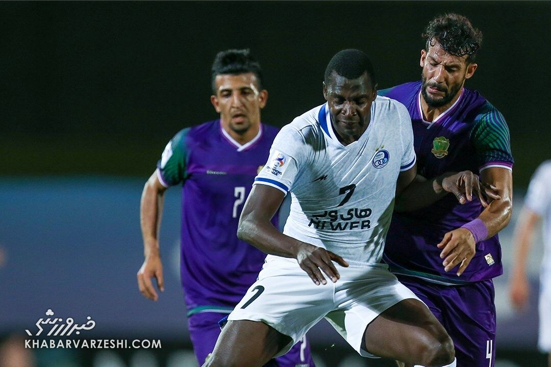 جزئیات درگیری بازیکن عراقی با شیخ/ دخالت داور جلوی آشوب را گرفت