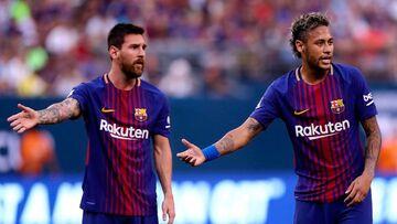 نیمار مصمم برای بازگشت به بارسلونا/ دستمزد کمتر میگیرد!