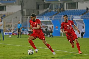 عکس| مهدی ترابی بهترین بازیکن مرحله گروهی لیگ قهرمانان آسیا شد