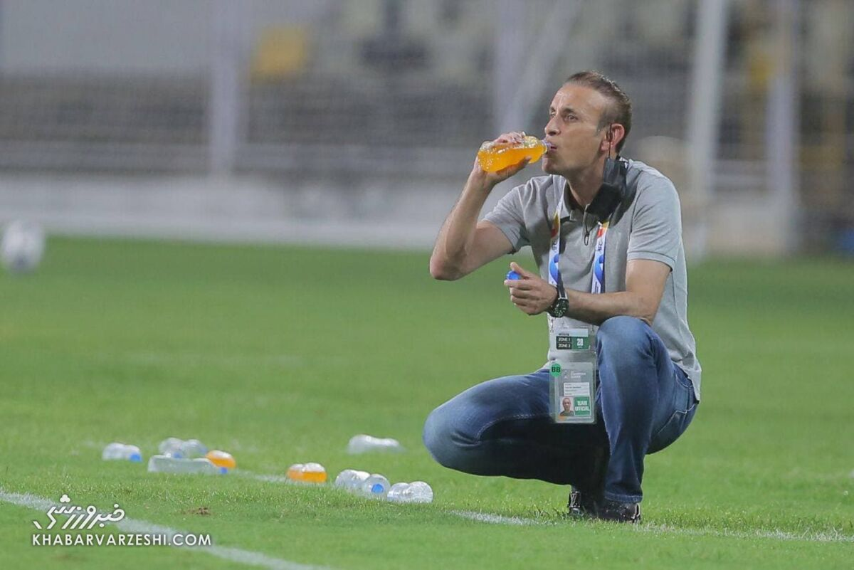 یحیی گلمحمدی؛ پرسپولیس - گوا