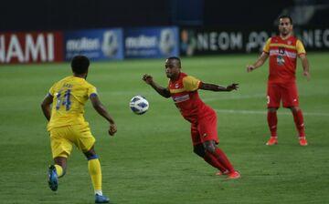 گزارش تصویری  فولاد مقابل النصر هم برد را از دست داد