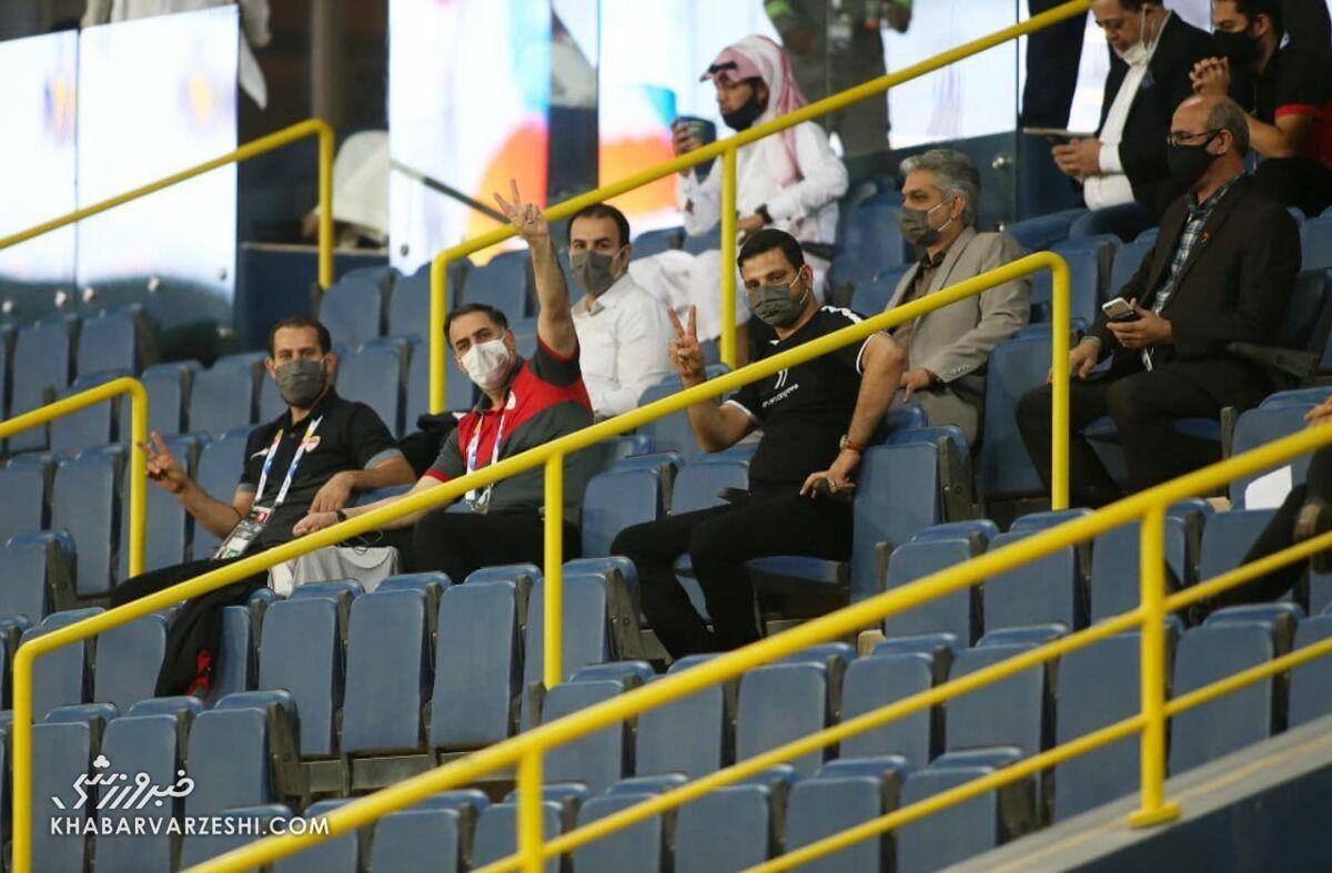 تنها عضو تیم فولاد که در عربستان ماندنی شد!