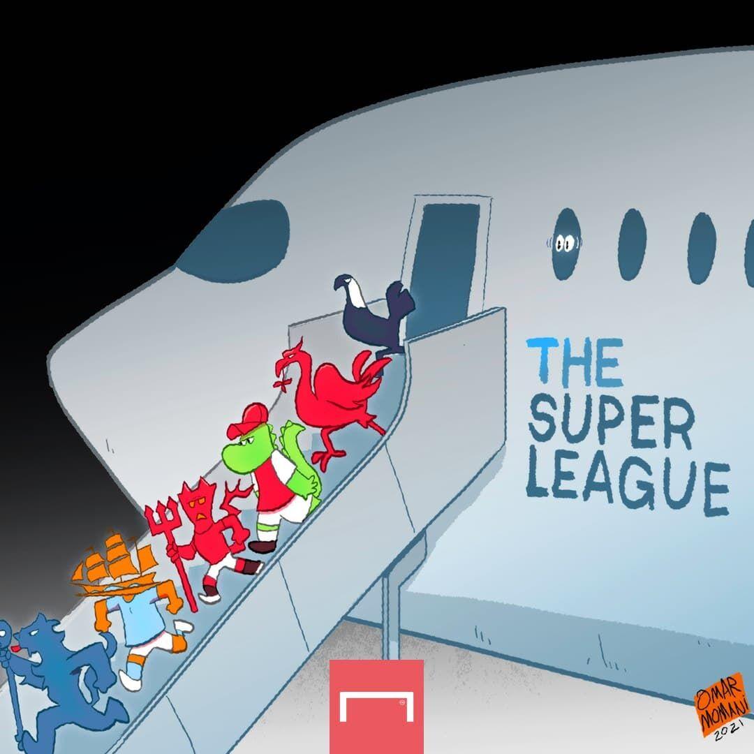 کارتون| پرواز لغو شد، پیاده شوید!