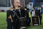 گزارش تصویری| بازگشت سپاهان به صدر در قائمشهر