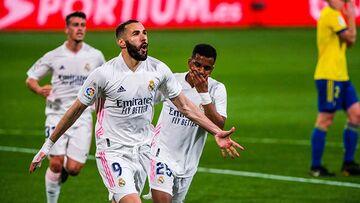 ویدیو| خلاصه بازی کادیس ۰-۳ رئال مادرید
