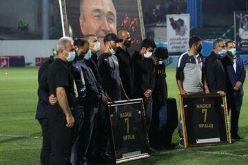 گزارش تصویری  بازگشت سپاهان به صدر در قائمشهر