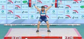 قهرمانی رستمی در آسیا با چهرهای ناراحت/ شانس کیانوش برای المپیک کم شد