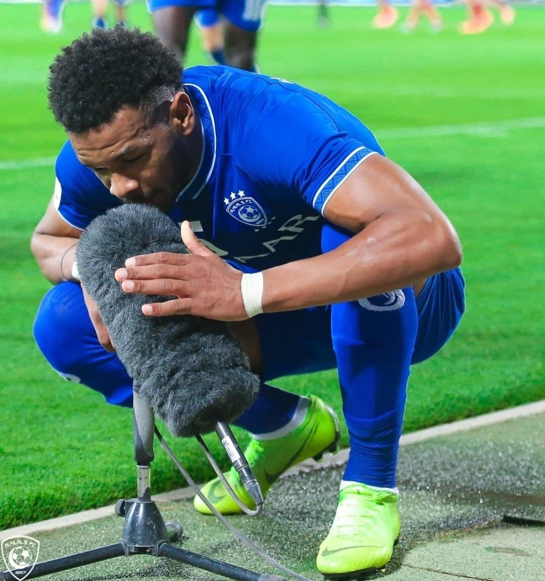 عکس| عجیبترین شادی گل در لیگ قهرمانان آسیا