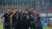 ویدیو  خلاصه بازی گوا هند ۰-۴ پرسپولیس ایران