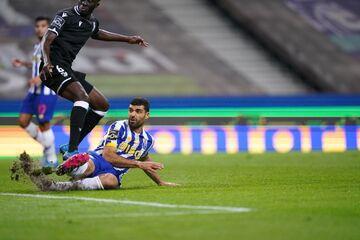 طارمی بهترین مهاجم هفته لیگ پرتغال