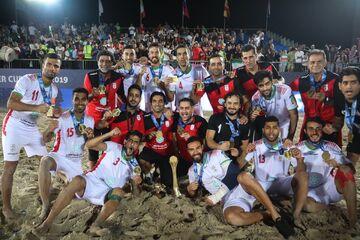 دلیل عجیب و تاسفبار AFC برای حذف تیم ملی فوتبال ساحلی از جام جهانی