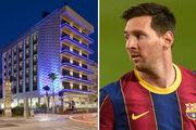 امکانات جالب و خاص هتل لیونل مسی