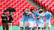 ویدیو| خلاصه دیدار فینال جام اتحادیه انگلیس؛ منچسترسیتی ۱-۰ تاتنهام