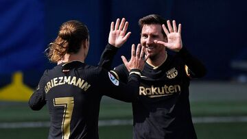 ویدیو| خلاصه بازی ویارئال ۱-۲ بارسلونا