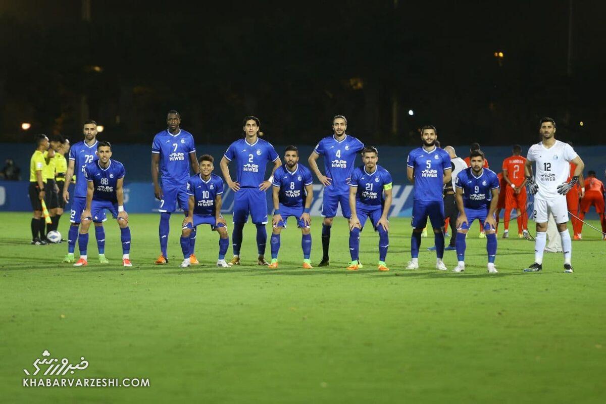 ۲۰ هزار دلار در جیب بازیکنان استقلال