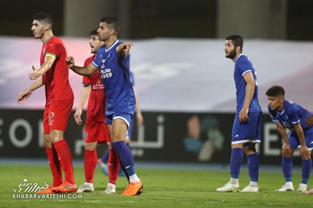 حسرت تلخ و بزرگ بازیکنان استقلال در لیگ قهرمانان آسیا