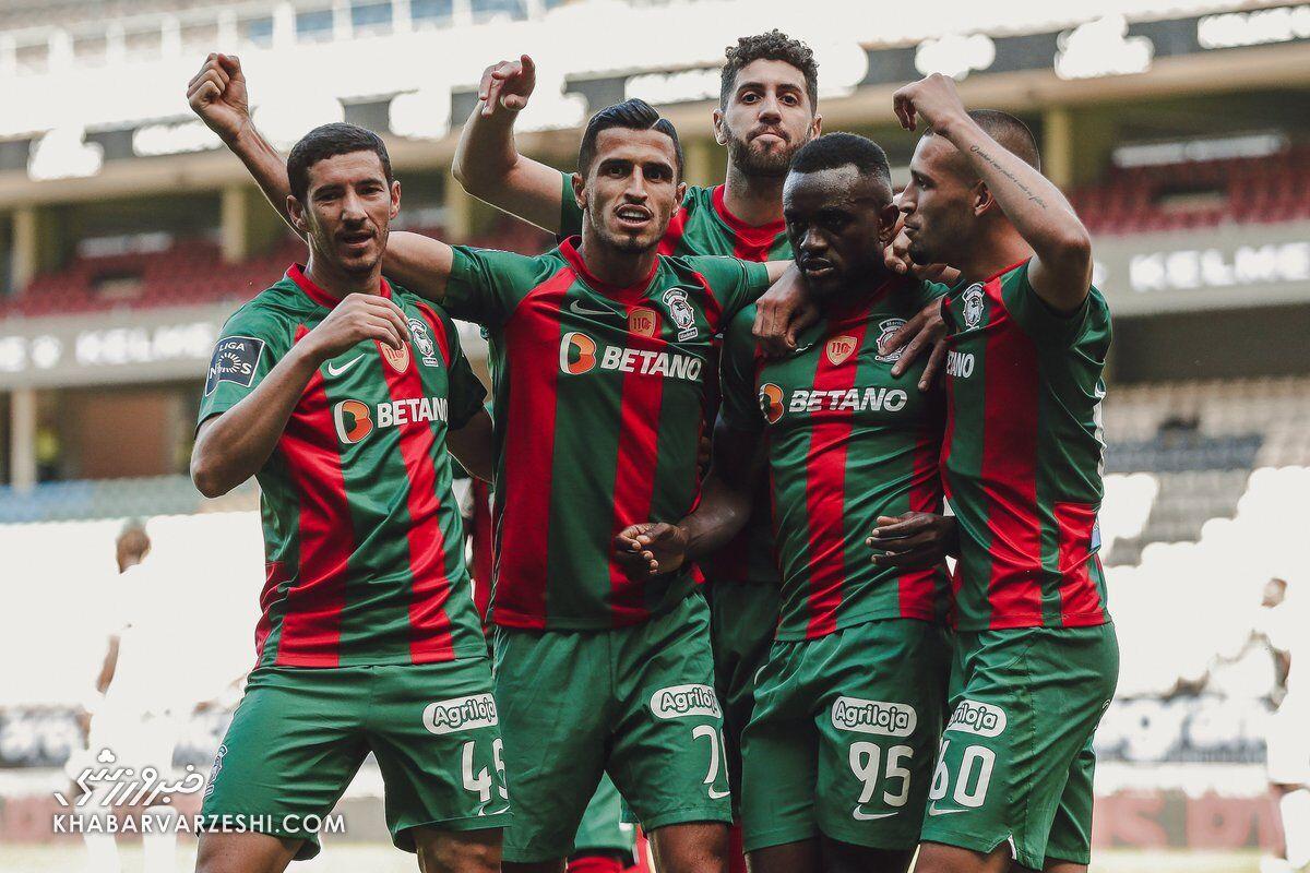 دومین گل سه امتیازی علی علیپور در لیگ برتر پرتغال/ لحظه گل را ببینید