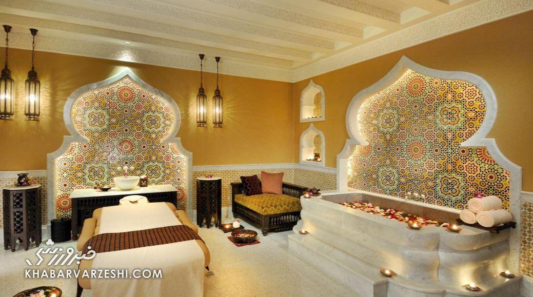 شیخ منصور بنزاید آلنهیان - قصر امارات