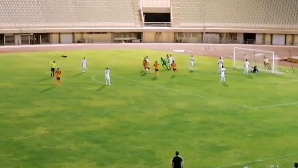 حرفهای شنیدنی خالق گل باورنکردنی فوتبال ایران/ تصاویر لحظه این گل رویایی را ببینید