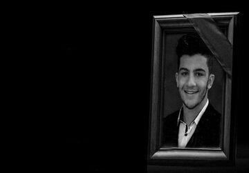 عکس| مرگ تلخ یک جوان ورزشکار روی رینگ بوکس