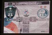 گزارش تصویری  تقسیم امتیازات استقلال و الاهلی در بازی برگشت