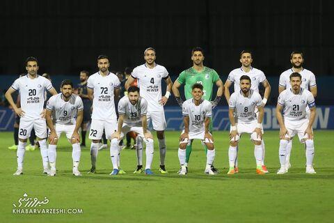عکس تیمی استقلال؛ الاهلی - استقلال