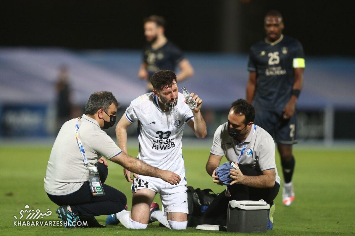 عکس| ادعای جنجالی عربستانیها در خصوص یک بازیکن استقلال/ ماجرای پرسپولیس - النصر تکرار میشود؟