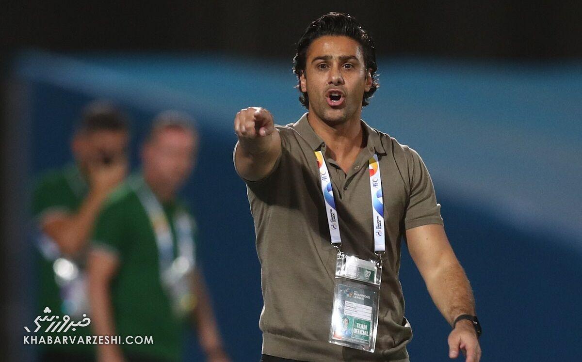 هشدار فرهاد مجیدی به بازیکنان استقلال در مورد دیدار با تیم عراقی