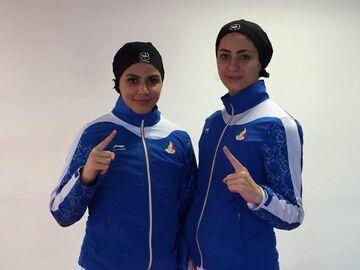 سارا بهمنیار در آستانه المپیکی شدن