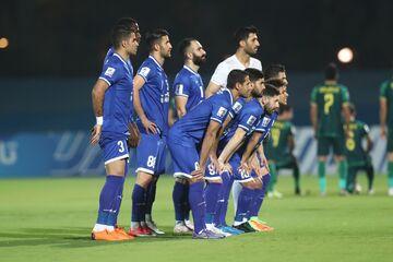 رونمایی از ۵ بازیکن برتر استقلال در مرحله گروهی لیگ قهرمانان آسیا