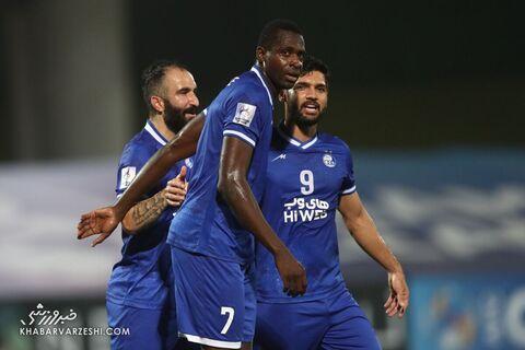 شادی گل شیخ دیاباته؛ استقلال - الشرطه