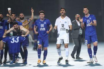 این تصویر ستاره استقلال در لیگ قهرمانان آسیا جنجالی شد