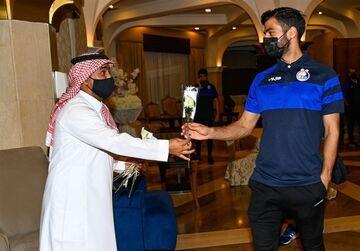قدردانی استقلال از میزبانی عربستان
