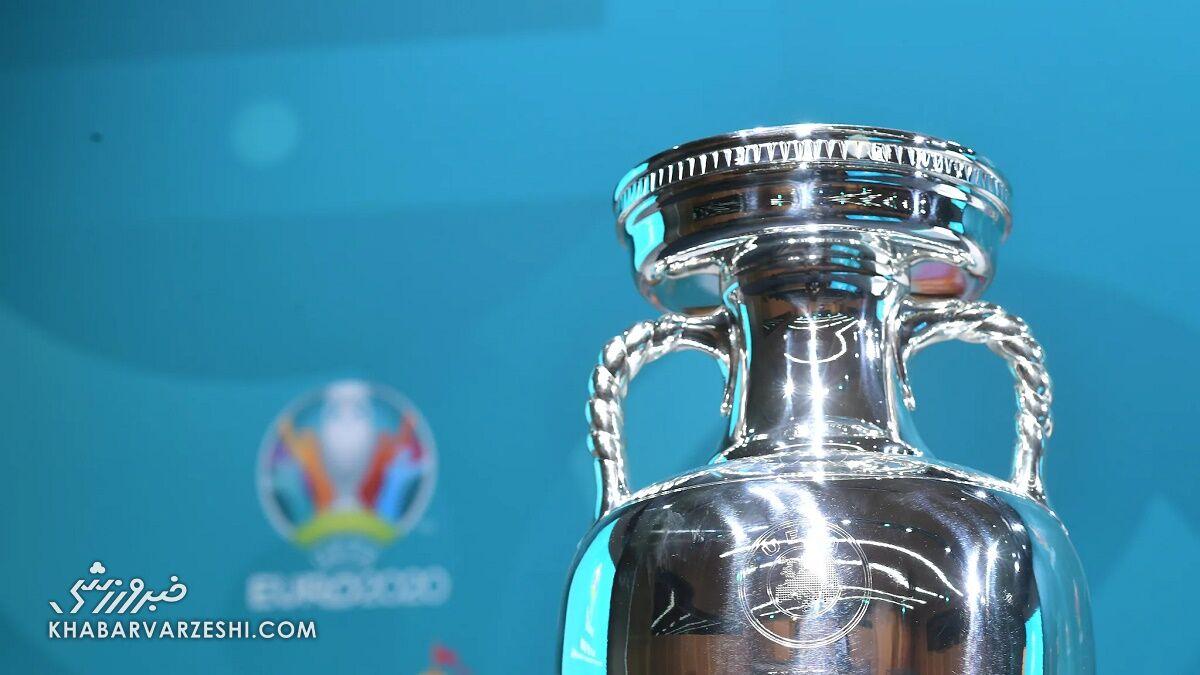 چه تیمی قهرمان یورو ۲۰۲۰ خواهد شد؟