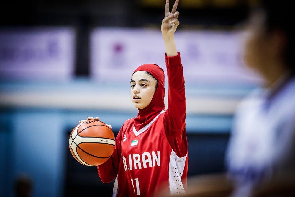 اتفاق تاریخی برای دختران بسکتبال ایران