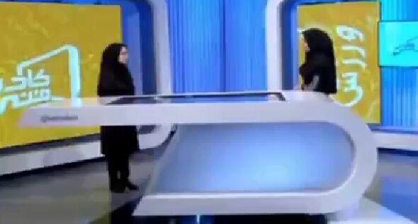 ویدیو| لحظه بیهوش شدن مهمان برنامه شبکه ورزش