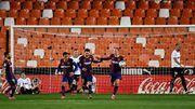 ویدیو| خلاصه بازی والنسیا ۲-۳ بارسلونا