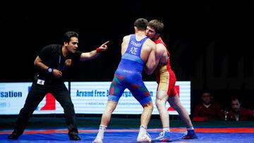قضاوت دو داور المپیکی ایران در آخرین گزینشی