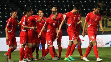 تلاش AFC برای بازگرداندن کره شمالی به مسابقات