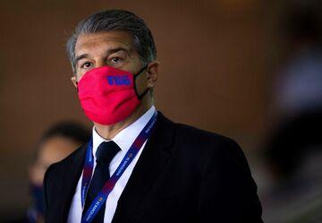 اعتمادبهنفس رئیس بارسلونا/ حتماً قهرمان میشویم