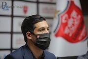 عکس| واکنش ابراهیم شکوری به کریخوانی وزیر جوان