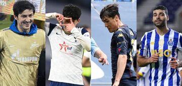 رقابت شدید ستارههای تیم ملی در AFC + لینک نظرسنجی