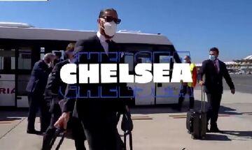 ویدیو| سفر بازیکنان رئال مادرید برای تقابل با چلسی