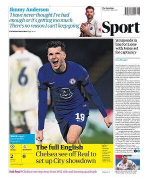 روزنامه گاردین| کامل انگلیسی