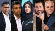 ویدیو| از طناز طباطبایی تا علی دایی؛ رئیس جمهور غیرسیاسی مردم چه کسی است؟